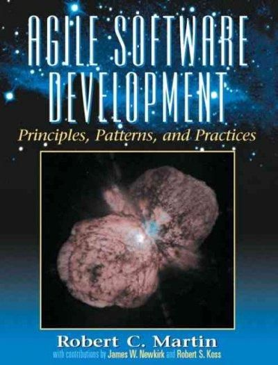 Agile Software Development: Principles, Patterns, and Practices