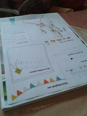 vakantie dagboekje voor kinderen