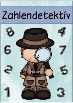 Neues Kopfrechenspiel: Zahlendetektiv    Heute stelle ich euch wieder eine neue Kopfrechenidee vor, den Zahlendetektiv. Die Datei  enthält ...