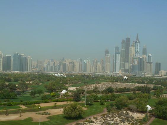 UAE - Dubai Skyline