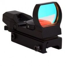 Flash Lights: Sightmark Sure Shot Reflex Sight Black Box