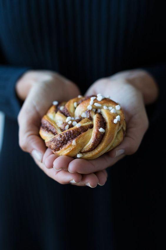 Kanelboller (Bollos de canela suecos   Swedish Cinnamon Buns)   Food and Cook by trotamundos   Bloglovin'