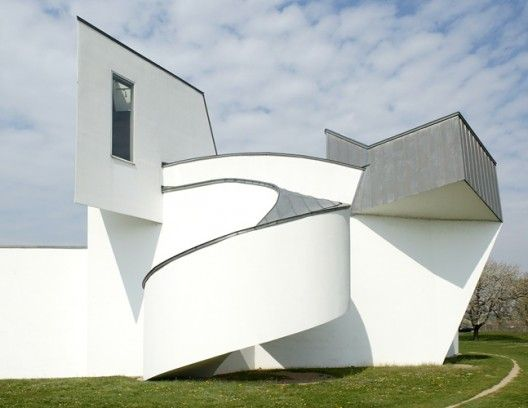 Vitra Design Museum and Factory  Frank Gehry