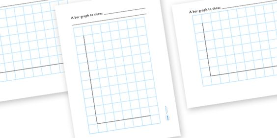 Более 25 лучших идей на тему «Bar graph template» на Pinterest - blank histogram template