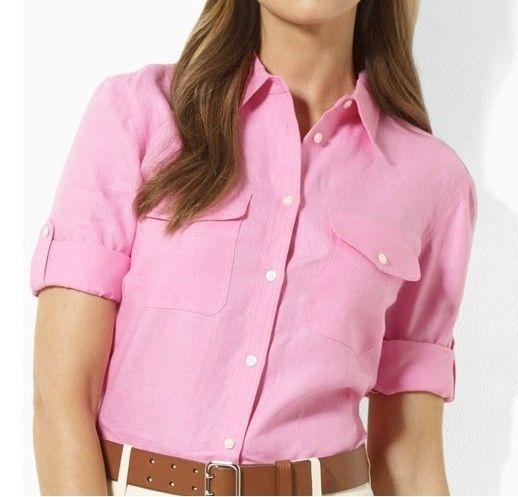 Modelos De Camisas De Vestir Para Damas Ropa De Moda Ropa