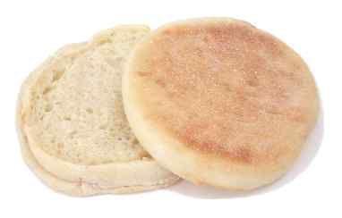 Take an English muffin...