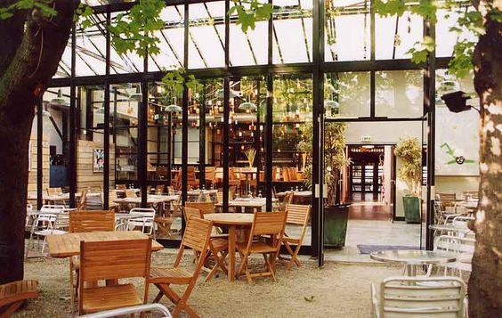 l'entrepot - Un lieu unique et magique au coeur du 14ème arrondissement