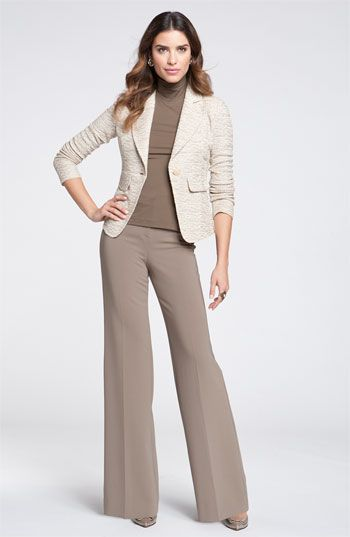St. John Collection Jacket, Shell & Pants | Nordstrom