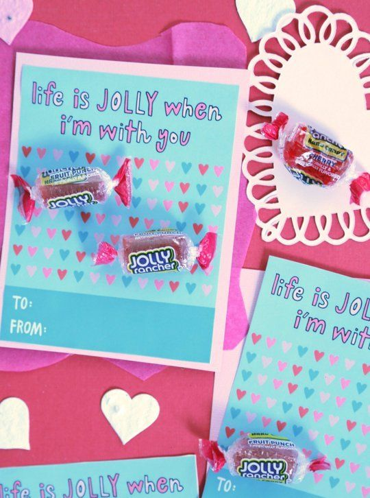 Printable Valentine S Day Card Jolly Rancher Valentines Printables Jolly Rancher Printable Valentines Cards