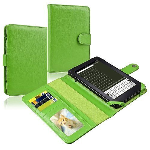 eForCity Leather Case Compatible with Amazon Kindle Fire / The New Kindle Fire, Green by eForCity. $2.96. Compatible With Amazon: Kindle Fire / The New Kindle Fire / Kindle Fire 2