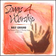 Songs 4 Worship: Holy Ground CD