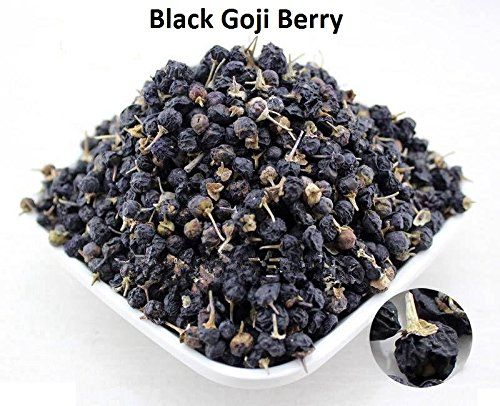 Herbsgreen Black Goji Berry Black Wolfberry 4oz Be Sure To