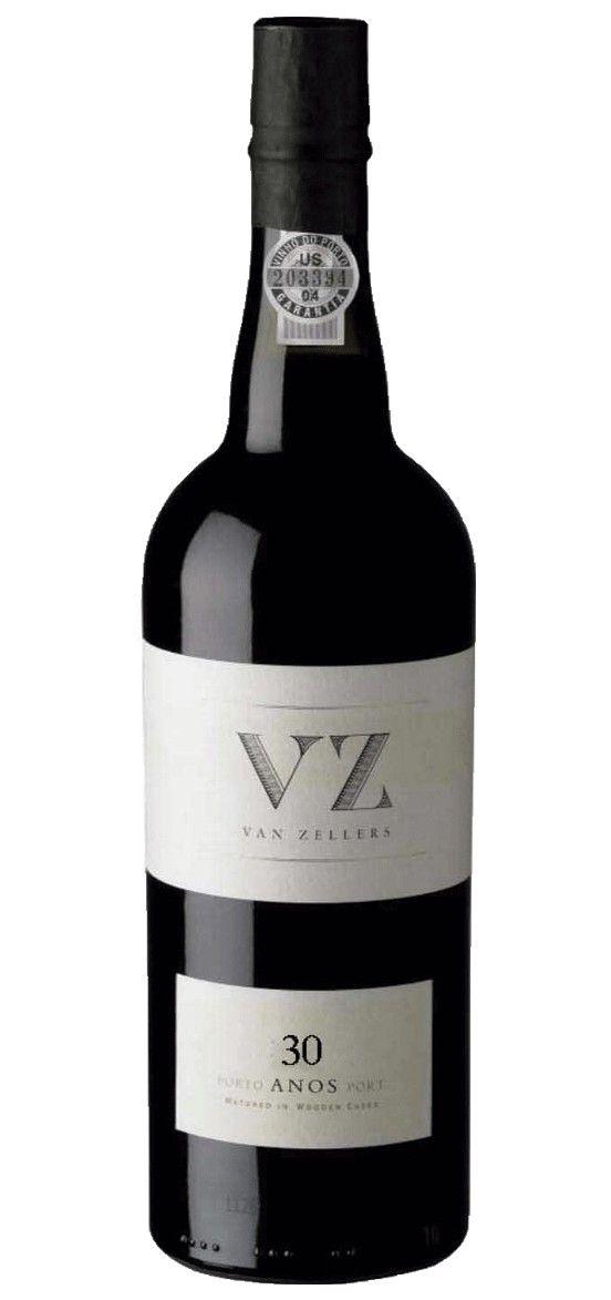 Vz 30 Years Old Port Winevan Zellers 30 Jahre Ist Ein Portwein Aus Einer Sorgfaltigen Mischung Vieler Traditioneller Rebsort Portwein Portugiesischer Wein Wein