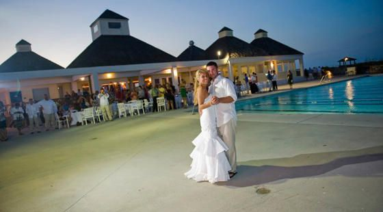 Photo Als Outer Banks Weddings Events Village Beach Club Clubs Home Clubcorp Nags Head Golf Links