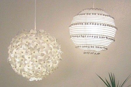 4 Unglaubliche Makeover Ideen Fur Die Ikea Regolit Lampe Ikea Regolit Diy Beleuchtung Ikea Lampen