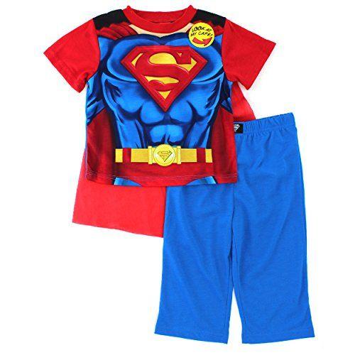 Superman Boys Red Pajamas with Cape (8) DC Comics http://www.amazon.com/dp/B00TUD7GLO/ref=cm_sw_r_pi_dp_Pb8kwb0Q22N2Q