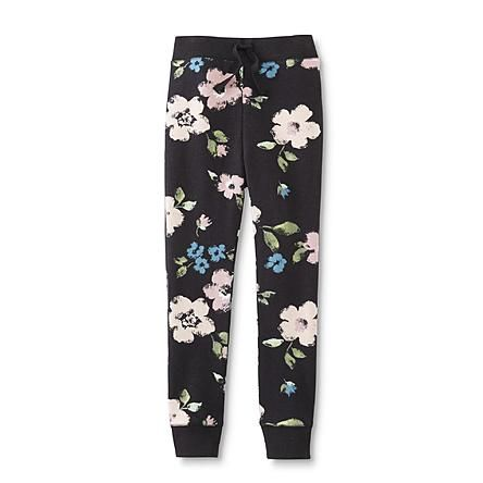 Toughskins Infant & Toddler Girl's Jogger Leggings - Floral