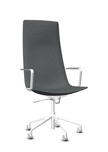 Catifa 60 managerial office chair by Arper: sleek organic design