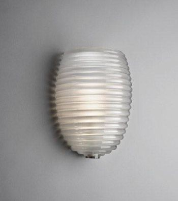 Beehive wall light.