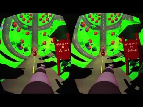 Dumpy: Going Elephants - Oculus Rift VR Jam Game for IndieCade - YouTube