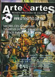 Revista Arte & Artes Septiembre-Diciembre 2000