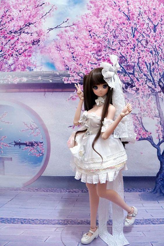 Smart Doll Chitose Shirasawa by Shao Jia Ying