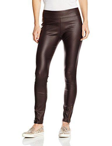 #Cream #Damen #Legging #Belus-Katy #Fit, #Braun #(Hot #Java #61955), #34 Cream…