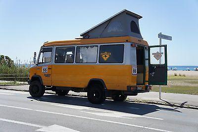 mercedes benz vario 814 711 allrad in de 23562 l beck n mecko unusual rvs caravans. Black Bedroom Furniture Sets. Home Design Ideas