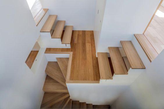 Imagen 6 de 19 de la galería de Casa en Okazaki / Kazuki Moroe Architects. Fotografía de Kai Nakamura