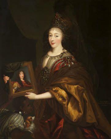 Princess Henrietta Anne Stuart, Duchess d'Orleans (Minette), 1644-1670, after Jean Charles Nocret, the younger