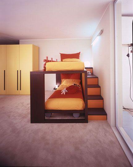 Dormitorios fotos de dormitorios im genes de habitaciones for Literas para cuartos pequenos