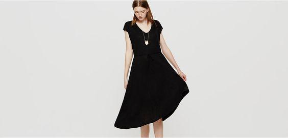 Primary Image of Lou & Grey Linen Midi Dress