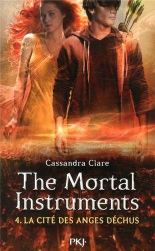 The Mortal Instruments, Tome 4 : La cité des anges déchus: Amazon.fr: Cassandra Clare, Julie Lafon: Livres