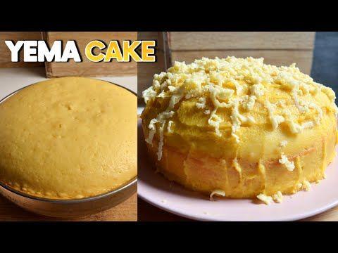 No Oven No Mixer Yema Condensed Milk Cake Precy Meteor In 2020 Baking And Pastry Milk Cake Baking