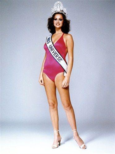 Miss Universo 1978 Sudafrica .......Margaret Gardiner, 18 años