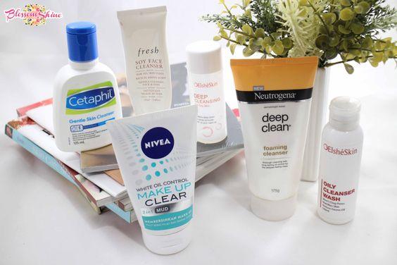 Skincare Empties part 1, Facial Wash