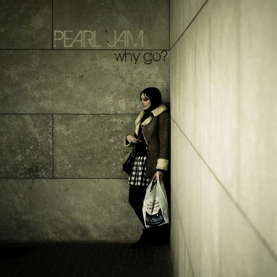 Pearl Jam – Why Go (single cover art)