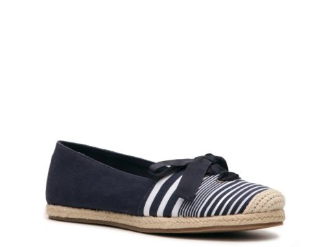 Report Bee Striped Flat