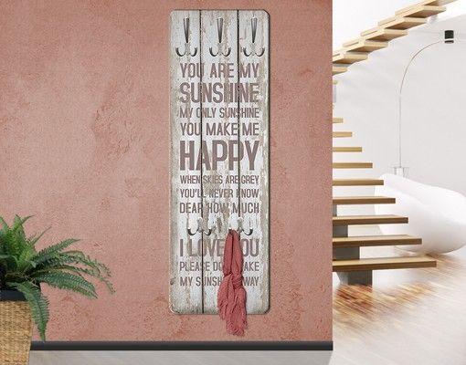 Flur #Gestaltung #Diele #Ideen #Dekoration #Schöner #Wohnen  Flur