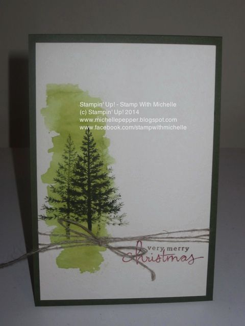 Stampin39 Up Stamp With Michelle Endless