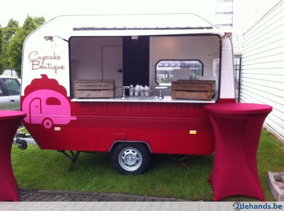 Food Charity Truck