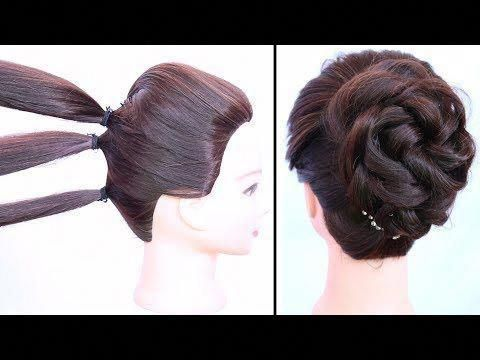 You Have So Lots Of Short Hairstyles To Decorate Your Self That You Will Discover Them Really Appeal Simple Prom Hair Easy Updo Hairstyles Hairstyles For Gowns