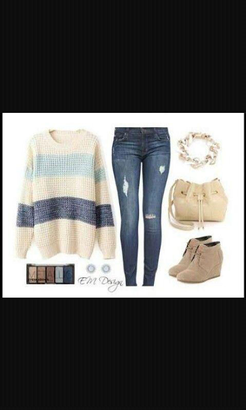 Una manera mejor de combinar la ropa :)