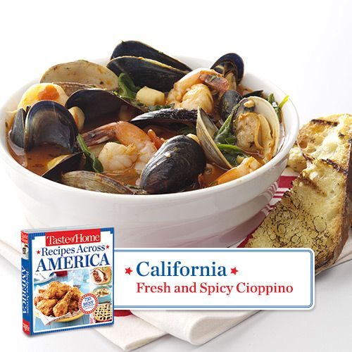 Western Sweet Dishes Recipes: Cookbook Recipes, Seafood