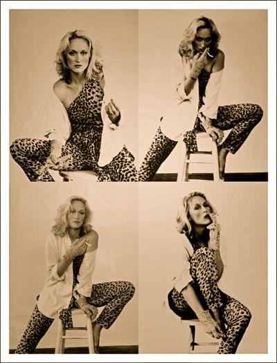 Meryl Streep. Ah, love her!