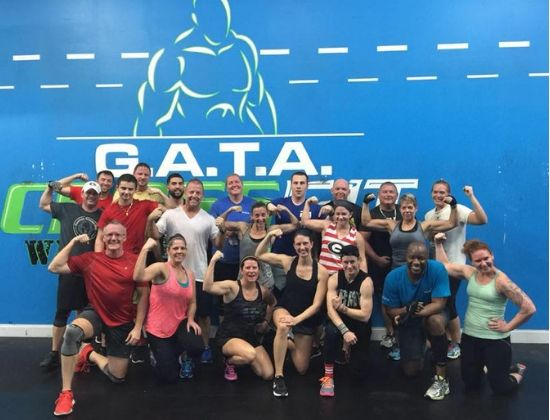 Crossfit Gata Crossfit Gym Workouts Gym