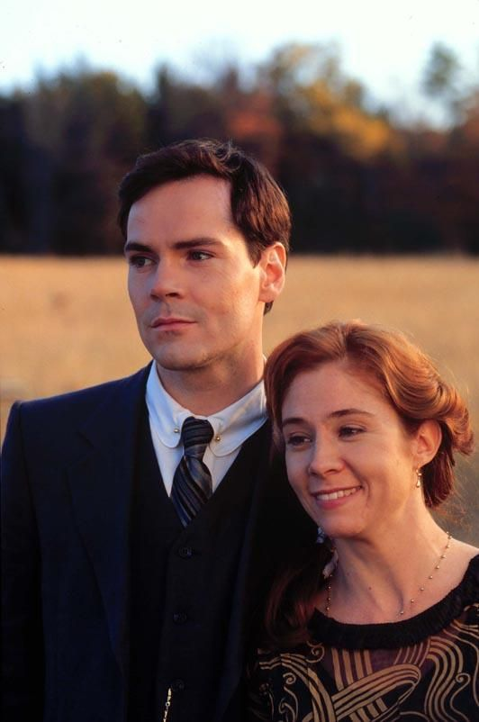 Megan Follows And Jonathan Crombie In Anne Of Green Gables The
