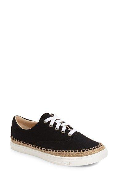 UGG® 'Eyan II' Canvas Sneaker (Women)