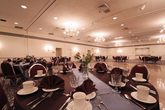 Newly renovated conference center at the Fireside Inn & Suites. http://afiresideinn.com/conference-center/