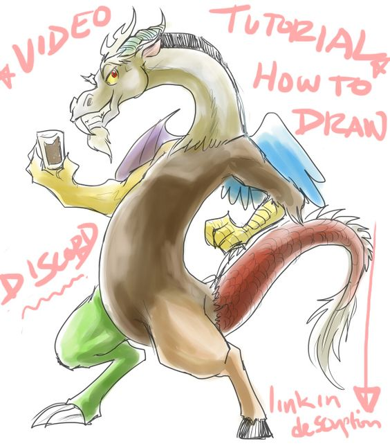 How to Draw Discord